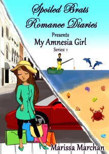 MY AMNESIA GIRL COVER BOOK 2